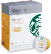 Starbucks VerismoTM 12-Count Veranda Blend Brewed Coffee Pods