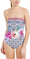Gottex Bandeau One-Piece