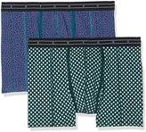 Scotch & Soda Men's Colourful Boxer Shorts,pack of 2