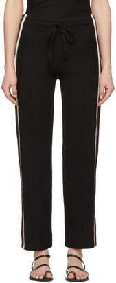 Etoile Isabel Marant Black Dobbs Lounge Pants
