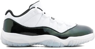 Jordan Air 11 Retro Low easter emerald