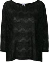 M Missoni knit top