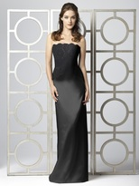 Dessy Collection 2849BL Dress in Black