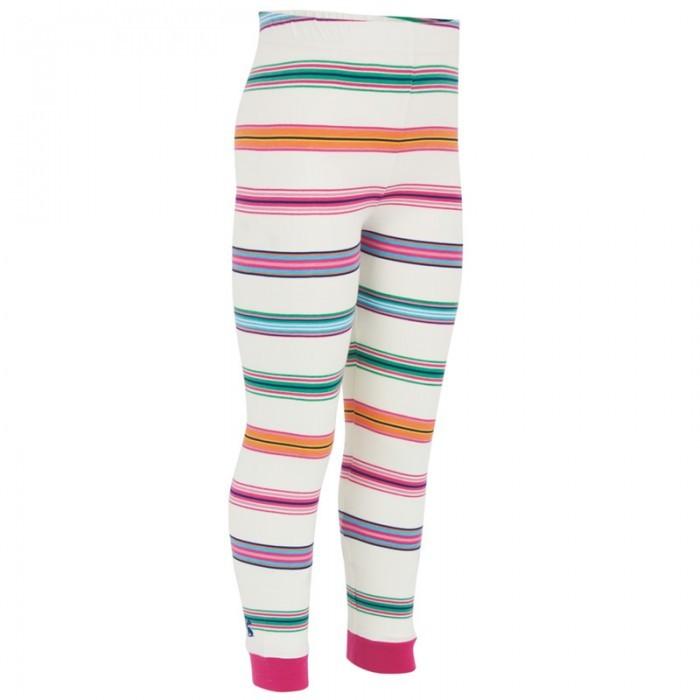 Joules Ribbon White Stripe Leggings