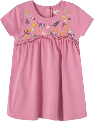 Peek Aren't You Curious Embroidered Dress