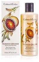Crabtree & Evelyn Tarocco Orange Eucalyptus & Sage Skin Invigorating Bath & Shower Gel - 250ml/8.5oz