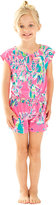 Lilly Pulitzer Girls Pacey Romper