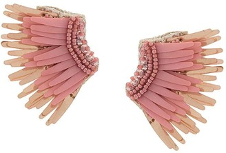 Mignonne Gavigan Wings Beaded Earrings