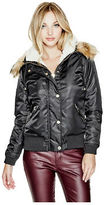 G by Guess GByGUESS Women's Audrea Bomber Jacket