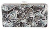 Judith Leiber Crystal-Embellished Box Minaudière w/ Tags