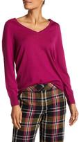 Trina Turk Evangeline Merino Wool Sweater