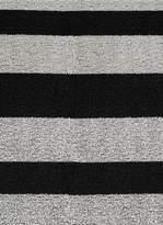 Chilewich Shag bold stripe utility mat