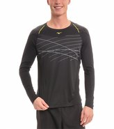 Mizuno Men's Venture Long Sleeve Running Shirt 7536864