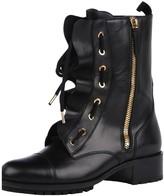 Ruffle Boot