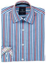 Tailorbyrd Woven Stripe Shirt (Big Boys)