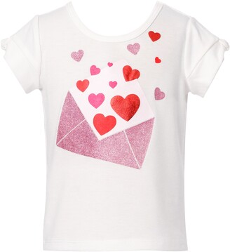 Truly Me Kids' Love Letter Graphic Tee