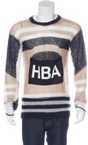 Hood by Air Mohair-Blend Knit Sweater