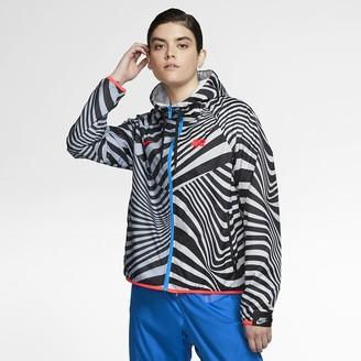 Nike Women's Jacket Sportswear Air Max Windrunner