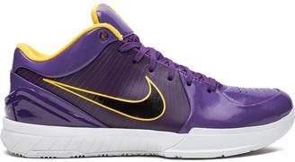 Nike x Undefeated Kobe IV Protro sneakers