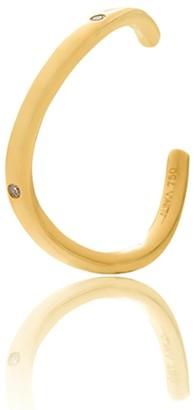 Alinka Jewellery Tania Thumb Ring Yellow Gold