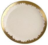 Kim Seybert Aura Opal/Gold Brushstroke Dessert Plate