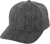Hurley Cypress Fitted Cap Black