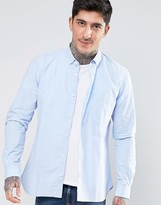 Ymc Poplin Button Down Shirt