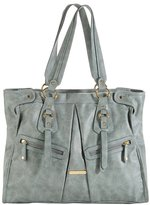 Timi & Leslie Dawn Convertible Diaper Bag - Cloud Blue
