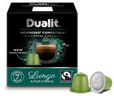 Dualit 60-Count NX Lungo Nespresso® Compatible Coffee Capsules