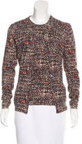 Dolce & Gabbana Printed Wool Cardigan Set