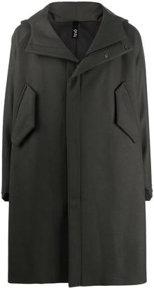 Hevo Virgin Wool-Blend Duffle Coat
