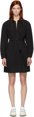 A.P.C. Black Maria Dress