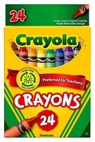 Crayola Crayons, Nontoxic, 24ct - Multicolor