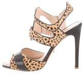 Jerome C. Rousseau Auber Cutout Sandals