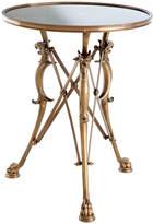 Eichholtz Belfort Side Table - Antique Brass