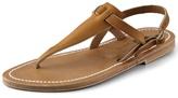 Cyrus Broad Thong Sandals