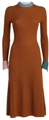 Lanvin Ribbed Dress