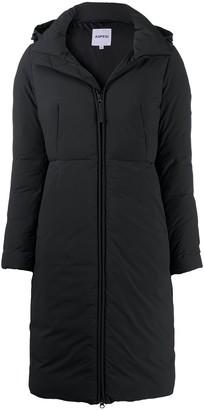 Aspesi Padded Oversized Coat