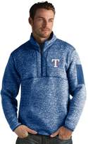 Antigua Men's Texas Rangers Fortune Pullover