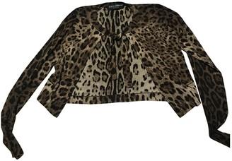 Dolce & Gabbana Wool Knitwear for Women