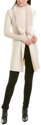 DOLCE CABO Fuzzy Vest