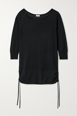 Eres Cashmere Top - Black