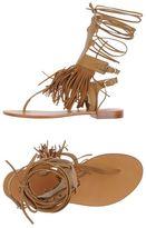 Mr Wolf Toe post sandal