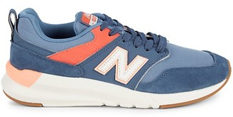 New Balance Colorblock Lace-Up Sneakers