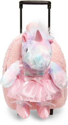 Popatu Ballet Unicorn Trolley Backpack