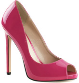 Pleaser USA Women's Sexy 42 Peep Toe Pump