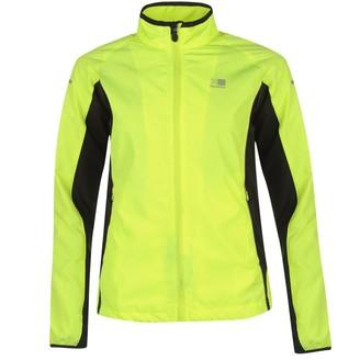 Karrimor Womens Running Jacket Fluo Coral 6 (XXS)