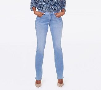 NYDJ Marilyn Straight Jeans in Sure Stretch Denim