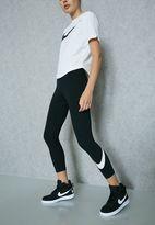 Nike Logo Crop Leggings