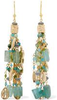 Rosantica Chela Gold-tone Beaded Earrings